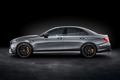 mercedes e amg suited and boosted 2017 mercedes amg e63 4matic revealed