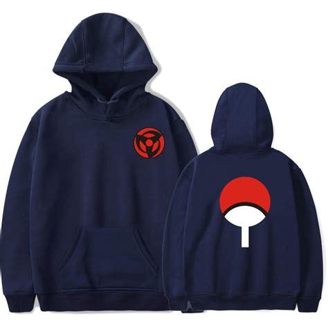 Hoodie Uchiha Clan Murah 1 uchiha clan sharingan winter hoodie in various colors
