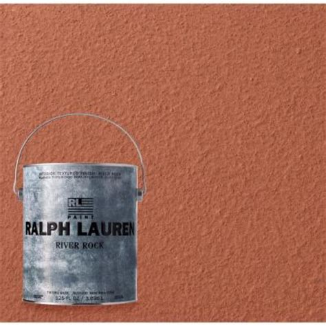 ralph lauren depot ralph 1 gal mesa river rock specialty finish interior paint rr116 the home depot