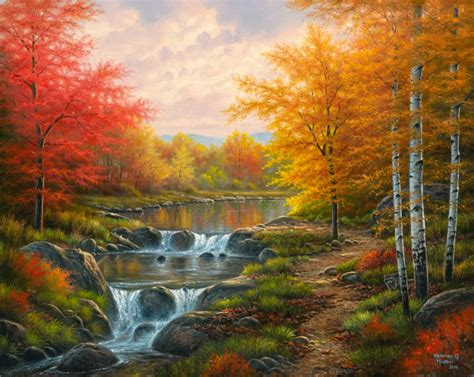 painting nature 25 best ideas about nature paintings on