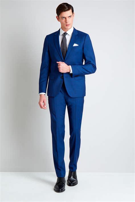 Hugo Boss Gift Card - hugo by hugo boss bright blue pindot jacket