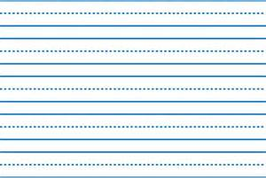 Primary Grade Writing Paper Paper Products Ruled Primary Grade Paper 085348 School