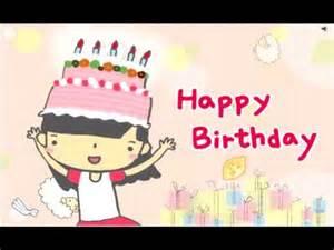 免費電子賀卡 生日卡片 生日快樂 傳遞最溫暖的祝福happy birthday youtube