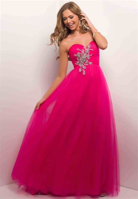 Dsbm223781 Pink Dress Dress Pink pink prom dresses for slim