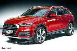 new audi q5 taking shape ahead of late 2016 release auto