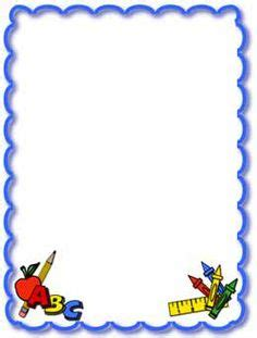 education themed borders educational borders and frames clipart best