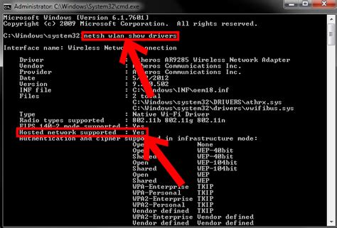 reset wifi via cmd how to create a wifi hotspot using the command prompt on