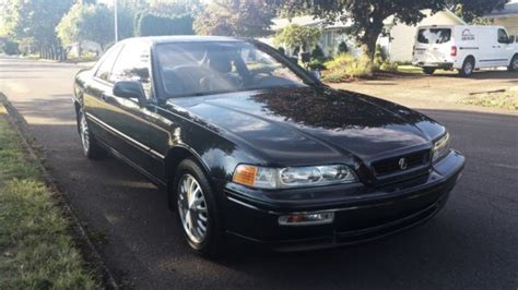 Acura Legend Coupe For Sale 1991 Acura Legend Ls Coupe 69k Original For Sale