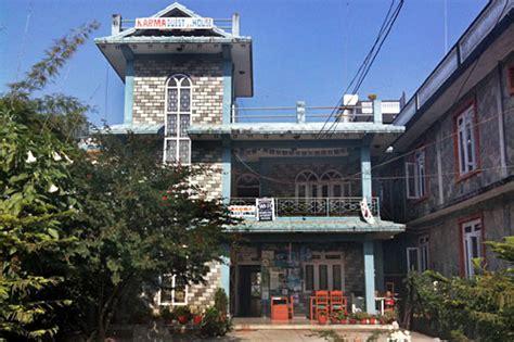 Modern Baths pokhara nepal travel guidebook