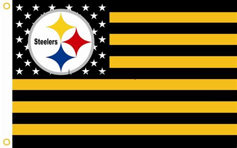 Home Decor Stores Seattle by Pittsburgh Steelers Nfl Premium Team Flag 3ft X 5ft In