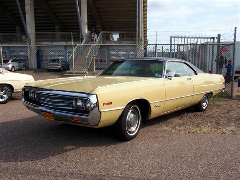 1971 Chrysler Newport 1971 chrysler newport information and photos momentcar