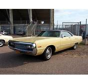 1971 Chrysler Newport  Information And Photos MOMENTcar