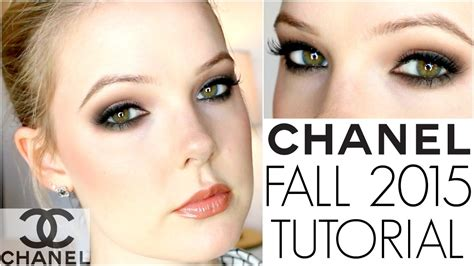 tutorial makeup chanel tutorial make up chanel