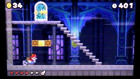 super mario world ghost house music new super mario bros 2 walkthrough world 3 ghost house