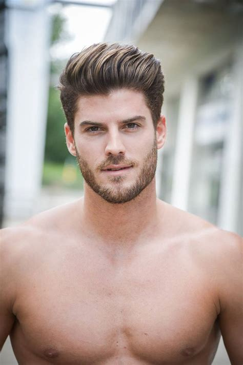 hairstyles guys think are hot 173 best hairstyle men images on pinterest man s