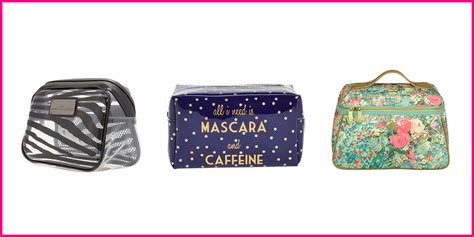 best cosmetic bag the 15 best cosmetic bags makeup bags and organizers