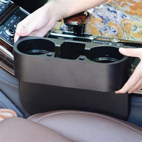 Car Seat Mobile Holder universal car seat seam wedge drink beverage cup holder