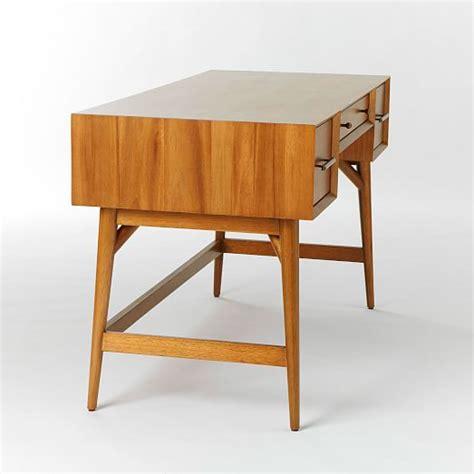 west elm mid century desk mid century desk acorn west elm