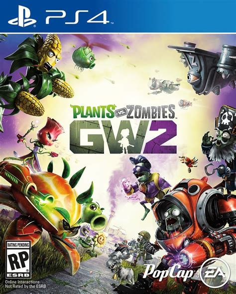 plants zombies garden warfare