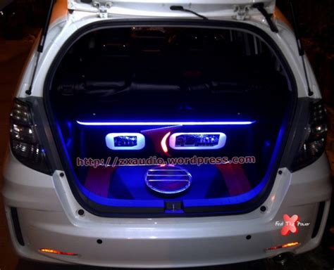 Lu Led Mobil Jazz Rs carsmetic audio mobil honda jazz rs putih zx audio
