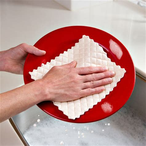 Quilted Dish Cloths by Envision Home 3 Pack Microfiber Quilted Kitchen Dish Cloths