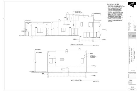 architectural drafting design service custom home plans stock plans lundstrom design custom home drawing 8