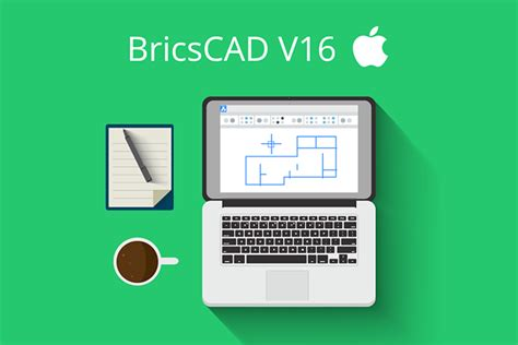 Enhanced Home Design Drafting by Bricscad V16 For Mac Is Now Available