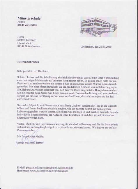 referenzschreiben fuer lehrer referenzschreiben der m 252 nsterschule zwiefalten jpg
