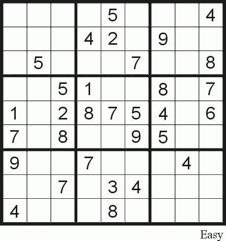 printable sudoku 4 on a page printable sudoku 4 per page free clipart