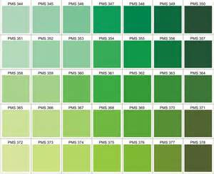 pantone color schemes pantone color various greens use 361 festive