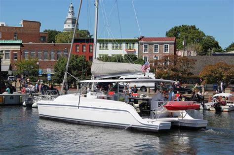 catamaran company annapolis catamaran sailing vacations chesapeake bay annapolis