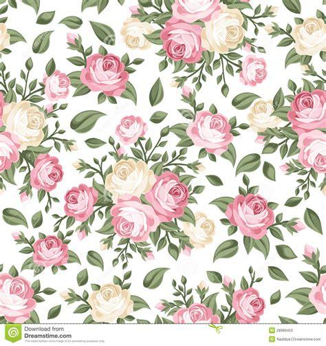 pink rose pattern pink rose pattern