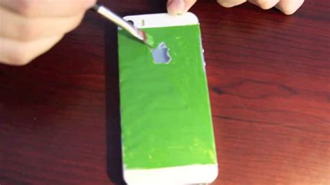 change your iphone 5s color in seconds