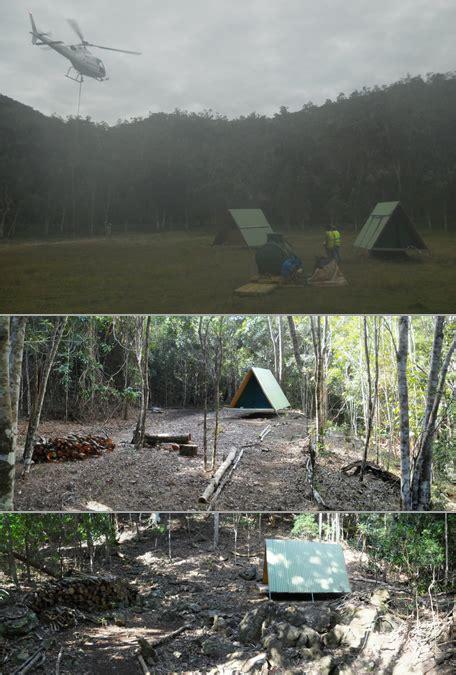 une hutte définition implantation des huttes sur les berges de la ouanonda