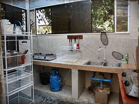 gambar desain dapur kotor 7 tips desain dapur kecil sederhana bertema minimalis 30