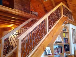 Interior Wood Stair Railing by Better Than Imagined Interior Balcony And Stair Wood