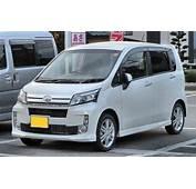 Daihatsu Move Custom RS TurboJPG  Wikimedia Commons