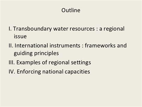 framework for transboundary water management raya stephan