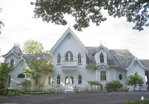 gothic revival style homes a new american gothic revival style home lands in a