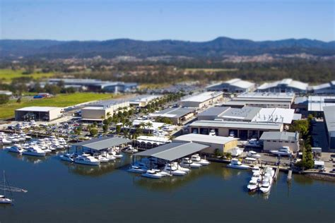 boat parts coomera riviera s 14 hectare state of the art coomera headquarters