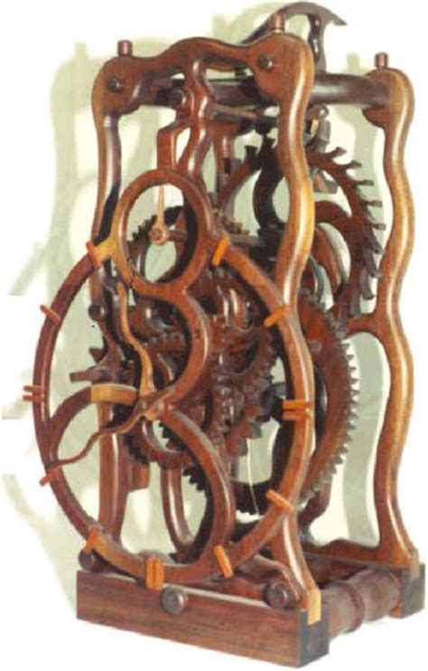 woodworking clock kits kits woodclock how to build diy woodworking blueprints