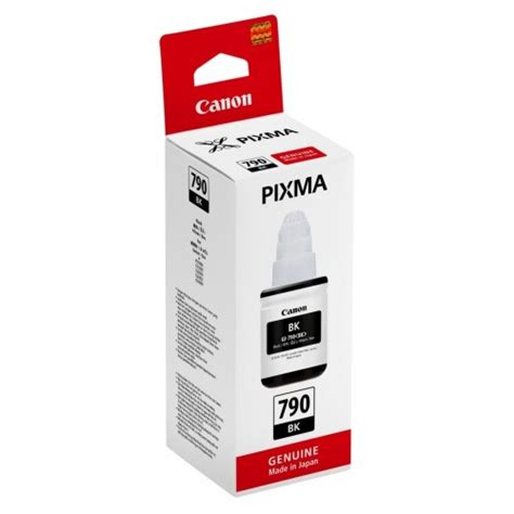 Cartridge Canon 790 Gi790 Gi 790 Gi 790 Tinta Printer Botol Kuning canon gi 790 black 135ml ink cartridge