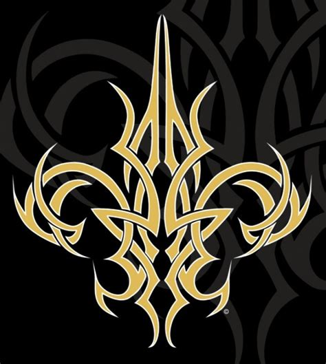 cartoon tattoo new orleans 1000 images about new orleans saints fleur de lis on