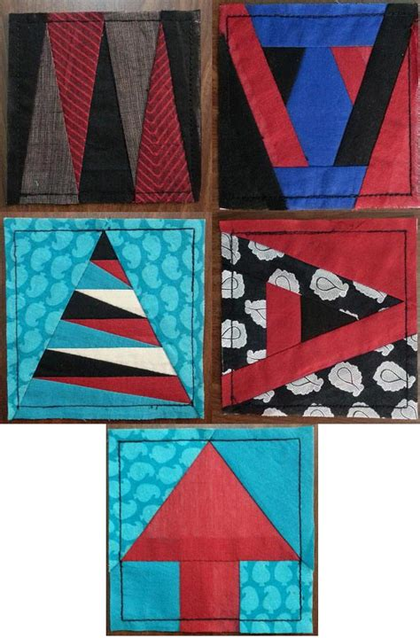 In The Hoop Quilt Blocks by Machine Embroidery Designs In The Hoop Quilt Block