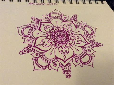 pink mandala mandala tattoo ideas pinterest tattoo