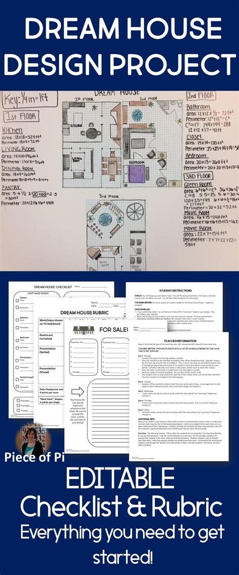 design dream house math project 1336 best 8th grade math common core images on pinterest