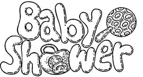 imagenes baby shower blanco y negro dibujos y plantillas para imprimir babyshower