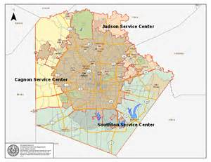 bexar county map bexar county works department