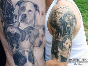 tattoos for dogs and dog tattoo portraits dorri olds