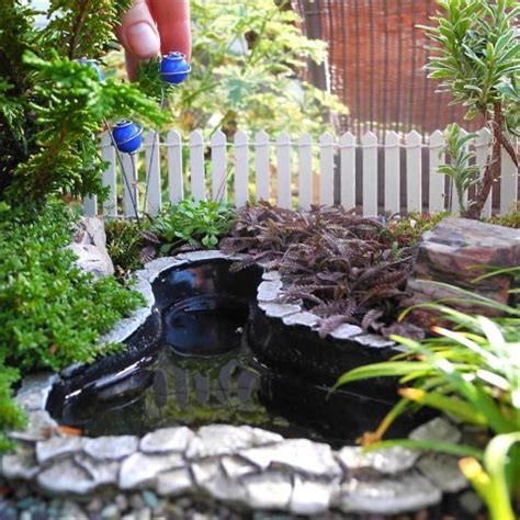 95 best lll water features for miniature gardens images on